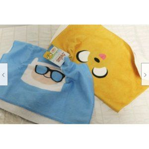Loot Crate Adventure Time cartoon Network Hand Tow